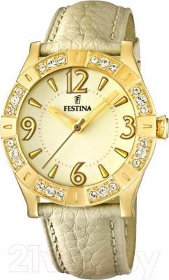 Часы женские наручные Festina F16580/2 - общий вид