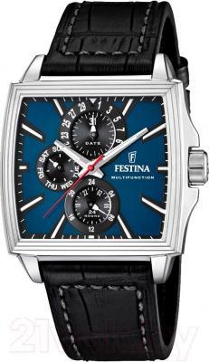 Часы мужские наручные Festina F16586/3 - общий вид