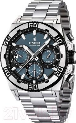 Часы мужские наручные Festina F16658/3 - общий вид