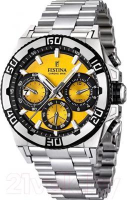 Часы мужские наручные Festina F16658/7 - общий вид
