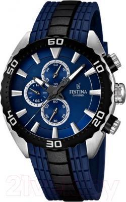 Часы мужские наручные Festina F16664/3 - общий вид