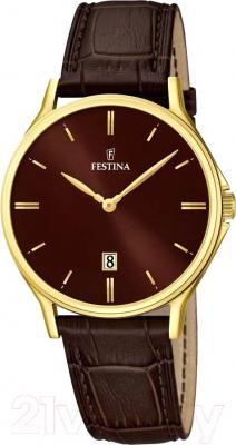 Часы мужские наручные Festina F16747/3 - общий вид