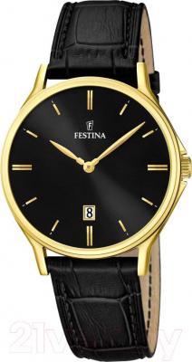 Часы мужские наручные Festina F16747/4 - общий вид
