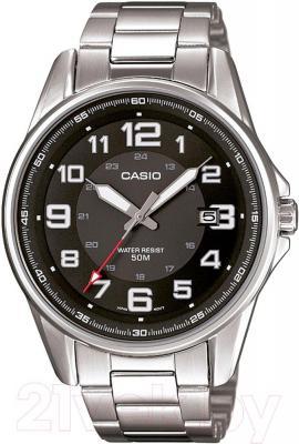 Часы мужские наручные Casio MTP-1372D-1BVEF - общий вид