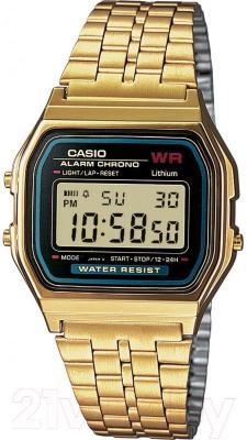 Часы мужские наручные Casio A159WGEA-1EF - общий вид