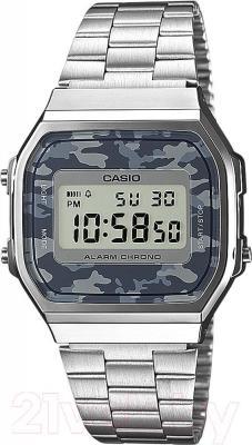 Часы мужские наручные Casio A168WEC-1EF - общий вид