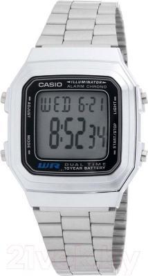 Часы мужские наручные Casio A178WEA-1AES - общий вид