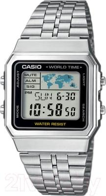 Часы мужские наручные Casio A500WEA-1EF - общий вид