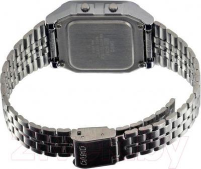 Часы мужские наручные Casio A500WEA-1EF - вид сзади
