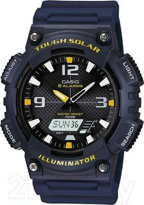 Часы мужские наручные Casio AQ-S810W-2AVEF - общий вид