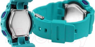 Часы женские наручные Casio BA-110SN-3AER - вид сзади