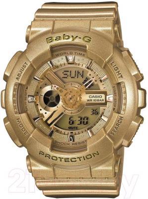 Часы женские наручные Casio BA-111-9AER - общий вид