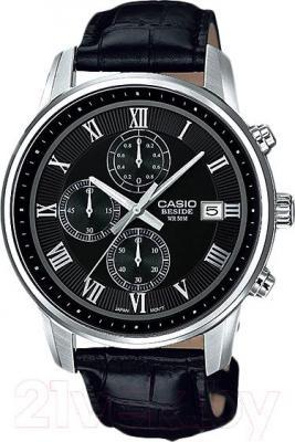 Часы мужские наручные Casio BEM-511L-1AVEF - общий вид