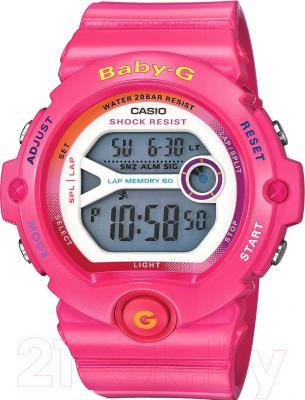 Часы женские наручные Casio BG-6903-4BER - общий вид