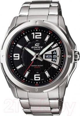 Часы мужские наручные Casio EF-129D-1AVEF - общий вид