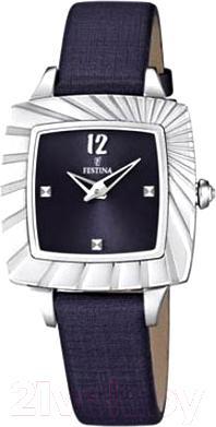 Часы женские наручные Festina F16650/3 - общий вид
