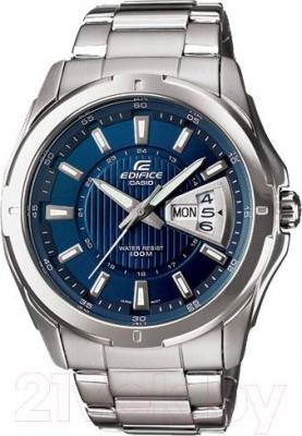 Часы мужские наручные Casio EF-129D-2AVEF - общий вид