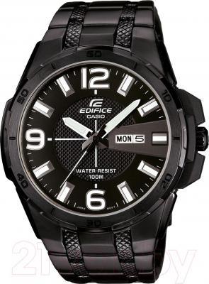 Часы мужские наручные Casio EFR-104BK-1AVUEF - общий вид
