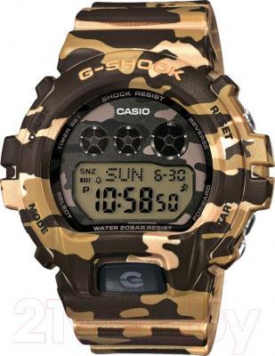Часы мужские наручные Casio GMD-S6900CF-3ER - общий вид