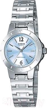 Часы мужские наручные Casio LTP-1177PA-2AEF - общий вид