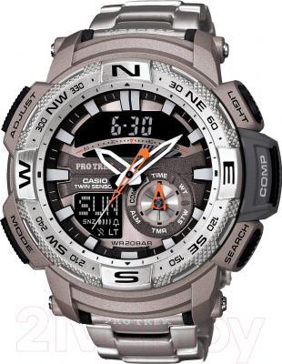 Часы мужские наручные Casio PRG-280D-7ER - общий вид