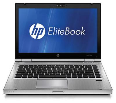 Ноутбук HP EliteBook 8460p (LQ168AW) - спереди