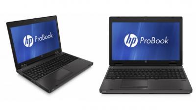 Ноутбук HP ProBook 6560b (LQ583AW) - спереди  и сбоку