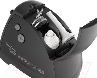 Мясорубка электрическая Moulinex HV8 ME645 - хранение насадок