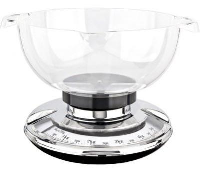 Кухонные весы First TZSS06 - вид спереди