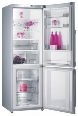 Холодильник с морозильником Gorenje NRK68SYA - вид спереди
