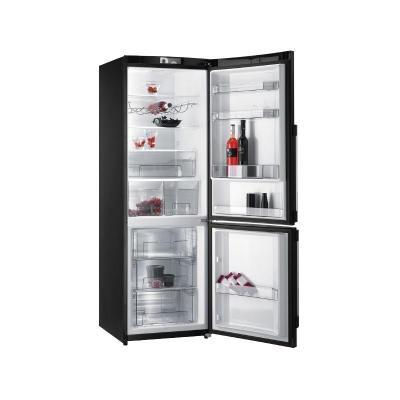 Холодильник с морозильником Gorenje NRK-ORA-S-L - вид спереди