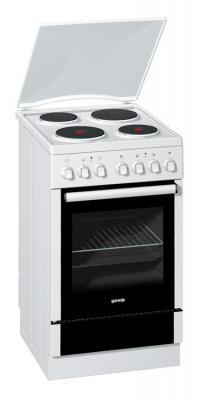 Кухонная плита Gorenje E52260AW - вид спереди