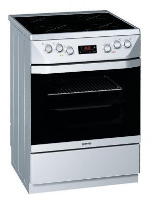 Кухонная плита Gorenje EC65348DX - вид спереди