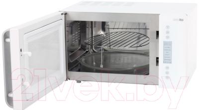 Микроволновая печь Gorenje GMO23ORAITO (White) - с открытой дверцей