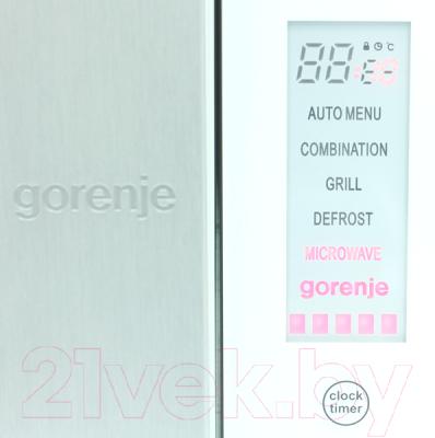Микроволновая печь Gorenje GMO23ORAITO (White) - панель 1