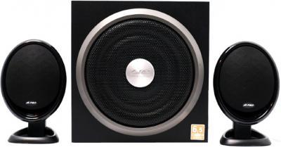 Мультимедиа акустика FnD A-310 - вид спереди