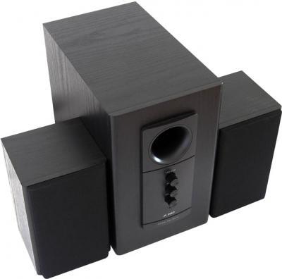 Мультимедиа акустика FnD R313 (черный) - Общий вид