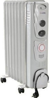 Масляный радиатор Термия 0920T - общий вид