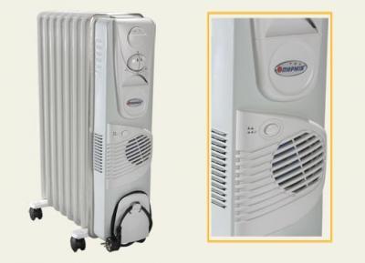 Масляный радиатор Термия Н1224В - общий вид