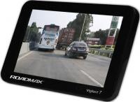 GPS навигатор Roadmax Vigilant 7 DVR plus - вид спереди