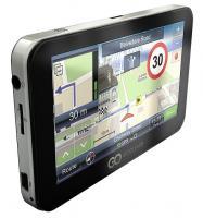GPS навигатор GoClever Navio 400 Plus - вид спереди