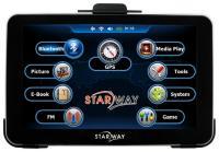 GPS навигатор Starway 500X - вид спереди