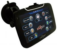 GPS навигатор Starway 5М - вид сбоку