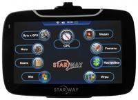 GPS навигатор Starway 5М - вид спереди