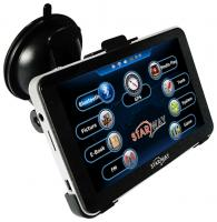 GPS навигатор Starway 600X - вид сбоку