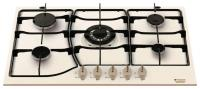 Газовая варочная панель Hotpoint PH 750 T OW - вид сбоку