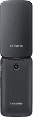 Мобильный телефон Samsung C3520 Gray (GT-C3520 HAASER) - в открытом виде
