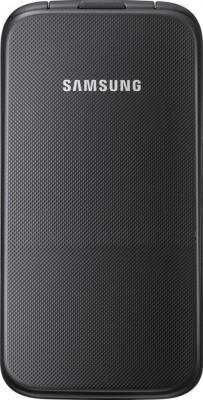 Мобильный телефон Samsung C3520 Gray (GT-C3520 HAASER) - вид спереди