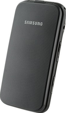 Мобильный телефон Samsung C3520 Gray (GT-C3520 HAASER) - общий вид