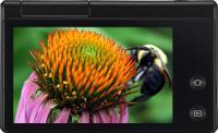 Компактный фотоаппарат Samsung MV800 (EC-MV800ZBPBRU) Black - вид сзади